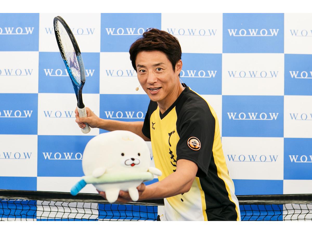 テニス ワールド wowow